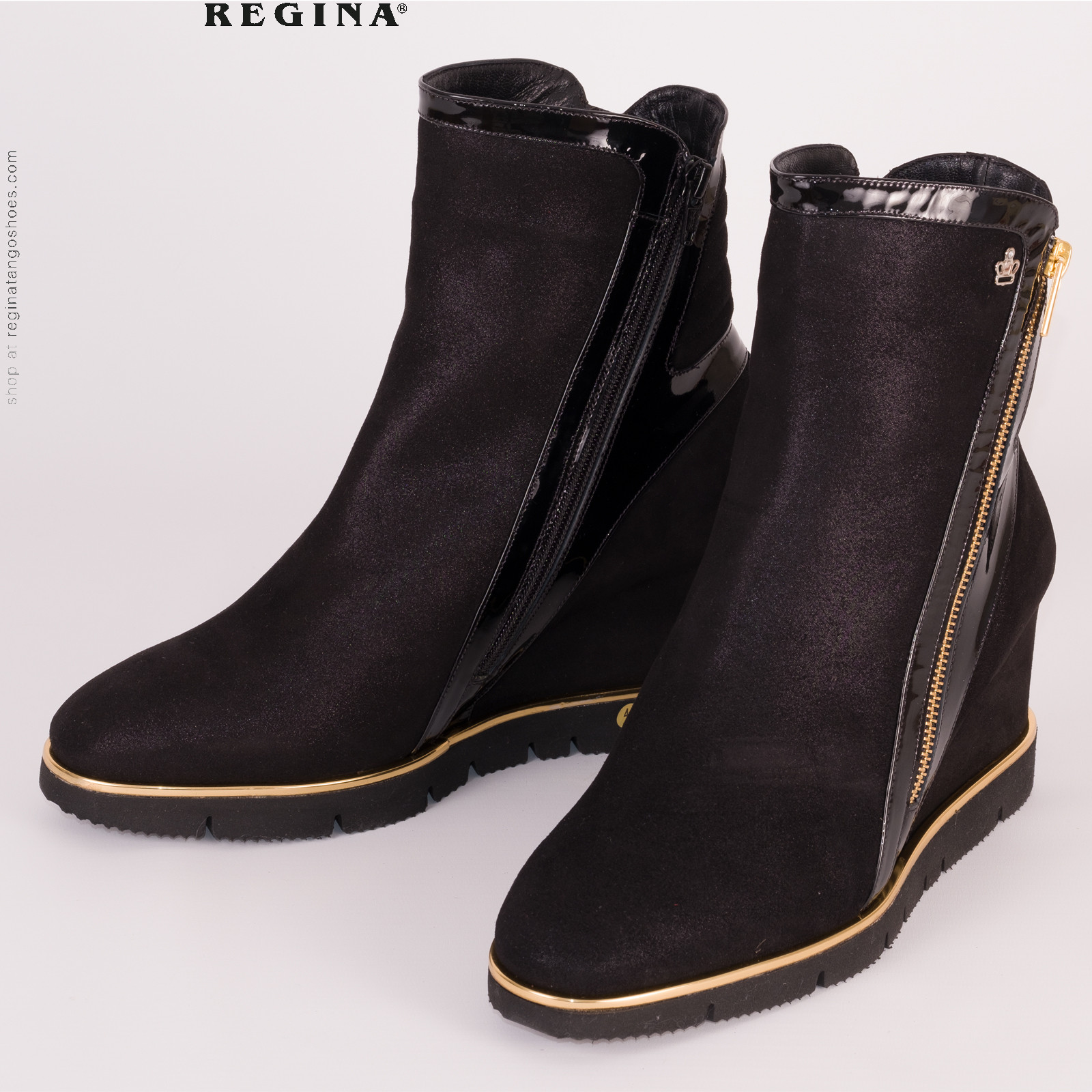 Boots sharlotka front