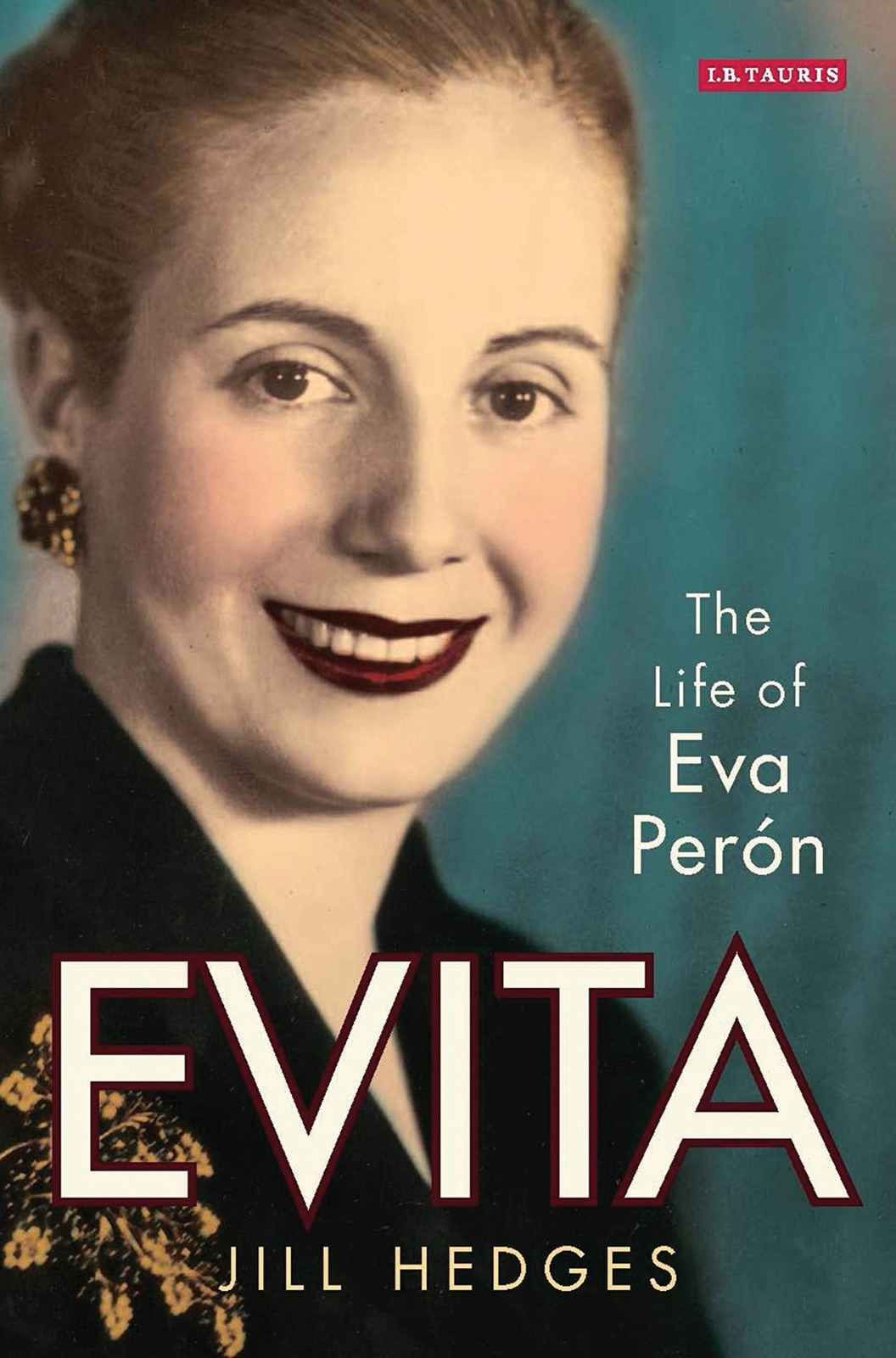Evita Eva Peron jil hedges