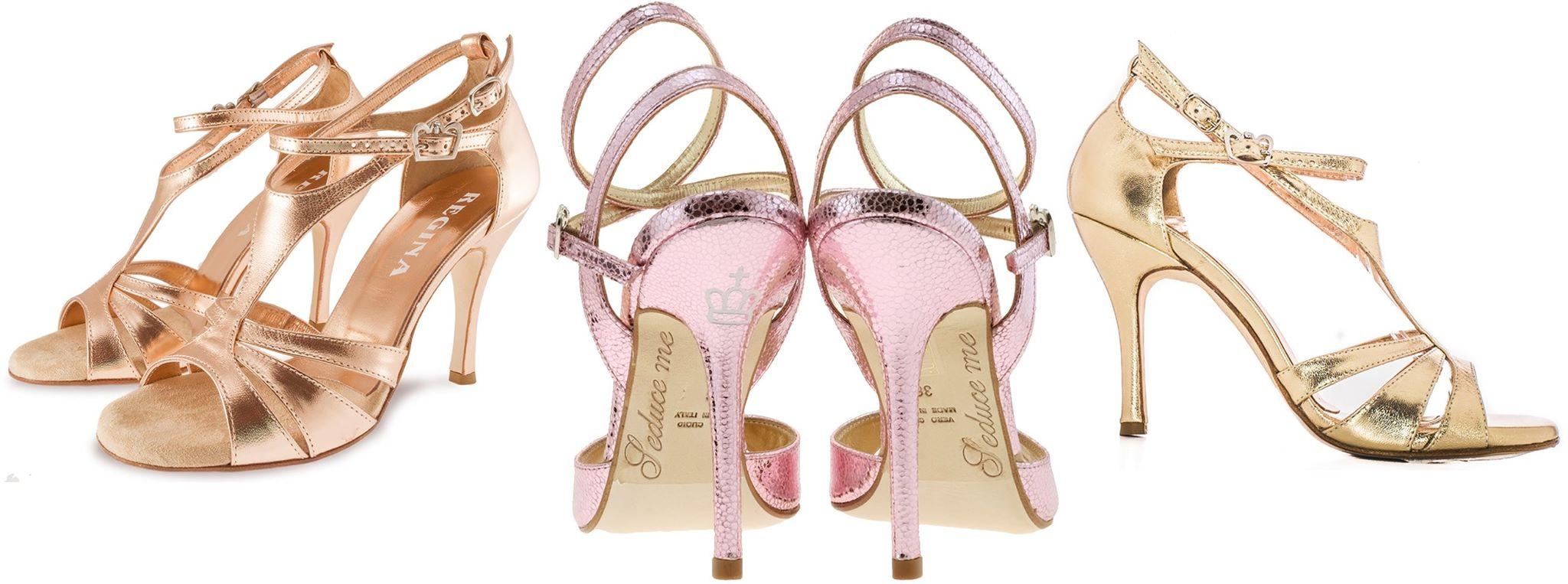 Regina Tango Shoes