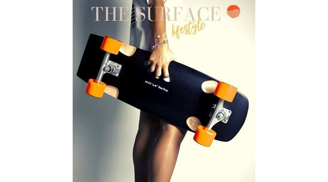 The Surface Lifestyle Surfskate